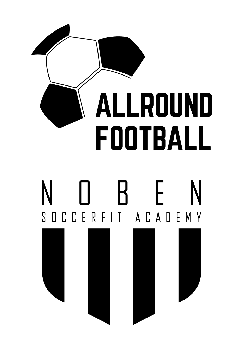 Allround Football Logo